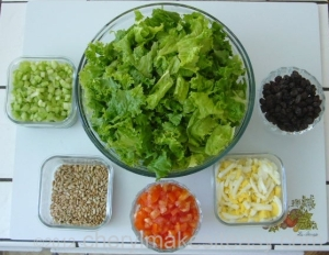 Lettuce & Fixings